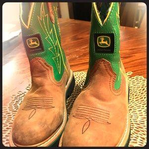 Shoes - Botos  John Deere
